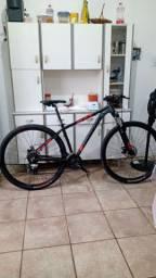Bike MTB Aro 29 Groove Hype 50 Ano 2019 24V 17<br><br>