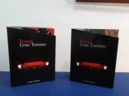 65 Fascículos da Coleção Enzo Ferrari