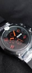 Relógio Megir Preto M:2002