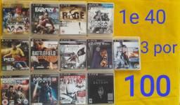 Jogos ps3 promoção/ console / celular