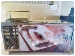 Título do anúncio: Balcão de Chopp Refrigerado Aço Inox