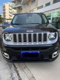 Título do anúncio: Jeep Renegade 1.8 16V FLEX LIMITED 4P AUTOMÁTICO
