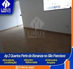 Alugo Apartamento de 02 no bairro São Francisco, Caruaru/PE