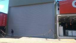 Portas Automáticas e Manuais de Enrolar