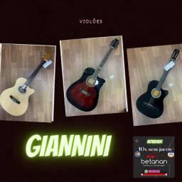 Violões Giannini
