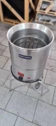 Fritadeira Induatrial Água e óleo semi nova