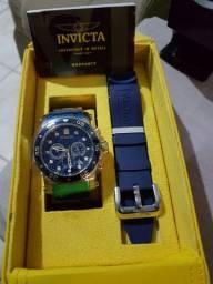 Relógio Invicta Pro Diver Troca Pulseira (Novo)