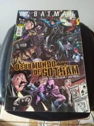 HQ Batman O sub mundo de Gotham