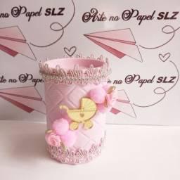 Personalizados de luxo maternidade e chá de fraldas/baby cha