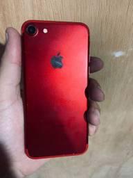 iPhone 7 RED 128gb (LEIA O ANÚNCIO)