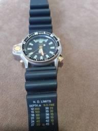 Relógio Citzen Acqualand 1989