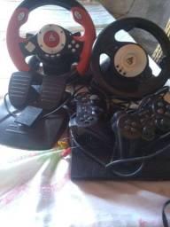 Vendo PS2 para conserto com tudo