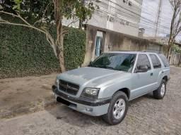Título do anúncio: Blazer, S-10, gasolina e gás natural, aceita trocar carro menor valor