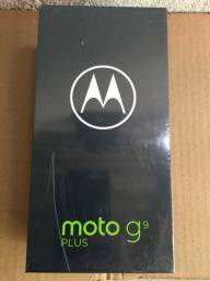 Celular Motorola g9 plus 128gb novo na caixa lacrado.