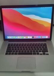 Título do anúncio: Macbook Pro 15' 2015
