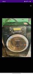 Título do anúncio: Brastemp máquina de lavar lava e seca
