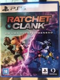 Título do anúncio: Ratchet e Clank em outra dimensão PS5