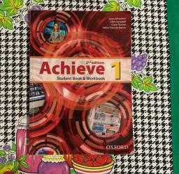 Livro - Achieve Oxford 1