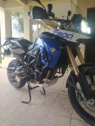 Bmw f800gs trophy 2012