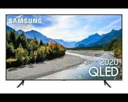 Samsung 55 QLED -Usada pouco tempo