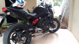 Moto Kawasaki ninja 2010