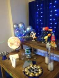 Decoração e ornamentação para festas
