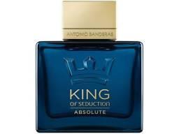 Perfume Antonio Banderas King of Seduction<br><br> 50ml