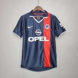 Título do anúncio: camisa PSG retro