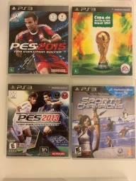 Jogos esporte PS3