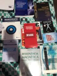 Kit de livros da Radiologia