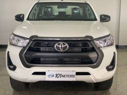 Toyota Hilux CD SR 4x4 2.8 2021 0km Pronta Entrega!!