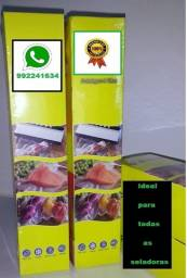 Rolo De Embalagem para seladora com Ranhuras (preços imperdíveis)