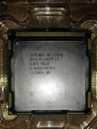 Processador i3-540 para socket 1156