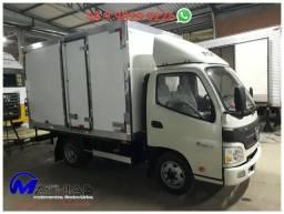 Camara fria 3.50m caminhão pequeno novo Mathias implementos