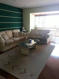 Apartamento mobiliado em Alphaville centro 155m 4 qtos c/2 suítes 3 vg 9.000 pacote