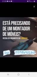 Título do anúncio: Montador de móveis profissional preço popular