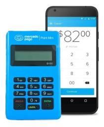Maquininha Cartão Crédito e Débito Point Mini Bluetooth