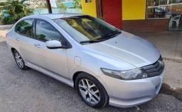Título do anúncio: Honda City EX Aut 2010 GNV 5a