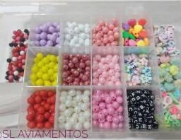 Kit Criativa Pulseiras