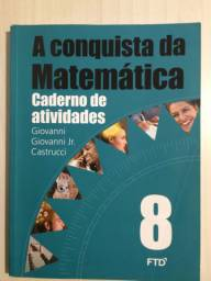 A Conquista Da Matemática 8