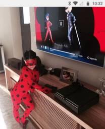 Fantasia infantil da Ladybug