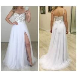 Vestido de noiva - Dayara Oliveira - Tam. 40