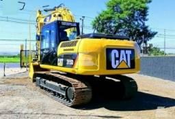 Título do anúncio: Compre sua Escavadeira hidraulica Cat !!!