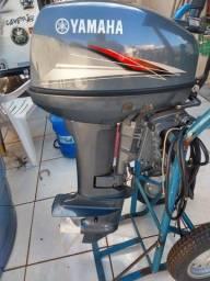 Yamaha 15 HP novíssimo 2.014