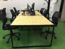 Fabricamos mesas para escritório