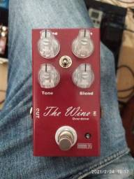 Pedal de Overdrive The Wine
