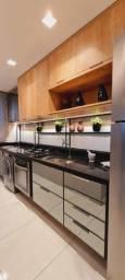 Vendo apartamento nos bancários com área de lazer completa R$164.900