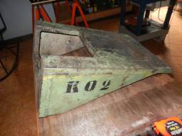 Base em ferro fundido para motor elétrico R$ 160,00
