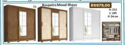 Roupeiro Moval Ilheus