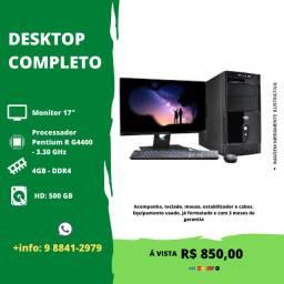 Desktop Completo DDR4